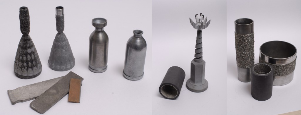 Products made of molybdenum, tungsten, rhenium, iridium produced by the halvanopastics.