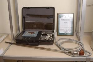 Газоанализатор кислорода